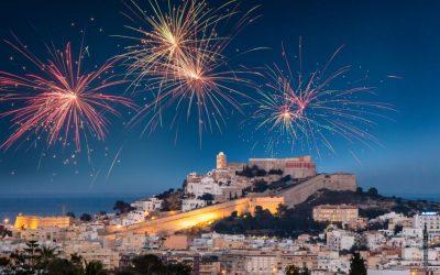 Saint-Sylvestre à Ibiza